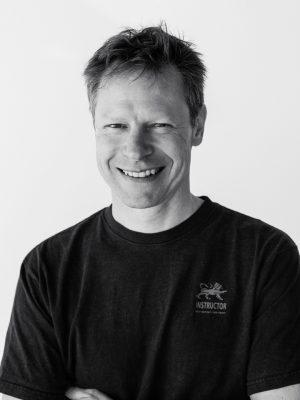James British Academy of Krav Maga Instructor