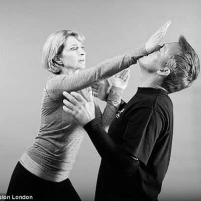 Women taking Krav Maga Self Defence for Women Course