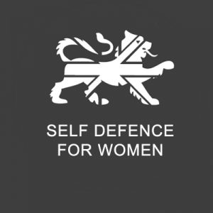 Image with words Self Defence for Women