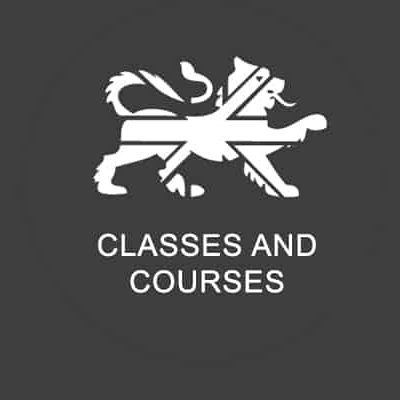 Image for classes and Courses Category